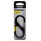 Nite Ize S-Biner SlideLock Carabiner #4 Black